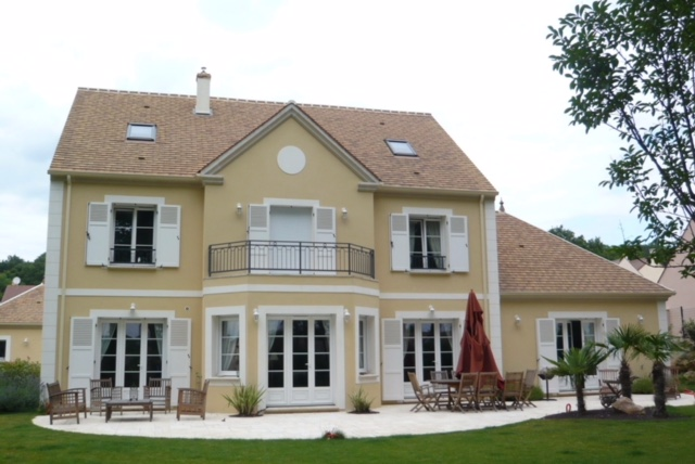 TRADITIONNELLE INSPIRATION ANGLAISE | ST ARNOULT EN YVELINES 78